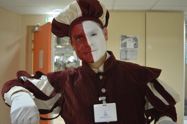 mime medieval + OT 007